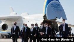 23 квітня до України прилетів Ан-225 з товарами медичного призначе