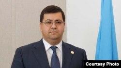 Хуршид Мирзахидов, председатель Национальной телерадиокомпании Узбекистана.