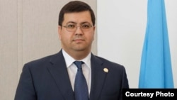 Хуршид Мирзохидов, Өзбекстан Ұлттық телерадио компаниясының бұрынғы төрағасы.