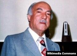 İran azərbaycanlısı tanınmış bəstəkar Əli Səlimi.