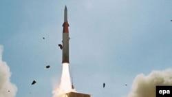 اسرائيل هفته گذشته يک موشک باليستيک را با برد قابل ملاحظه ای آزمايش کرد.