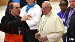 Papa Francis. 11 noiembrie 2016