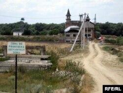 Zona de frontieră, raionul Cahul