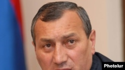 Armenian politician Surik Khachatrian has a reputation for alleged violent conduct.