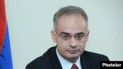 Հայ ազգային կոնգրեսի համակարգող, ԱԺ պատգամավոր Լեւոն Զուրաբյանը