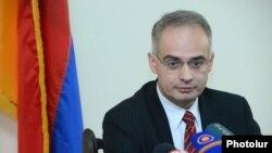 Координатор АНК Левон Зурабян