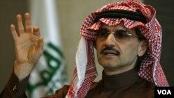 Princi saudit, Alwaleed bin Talal