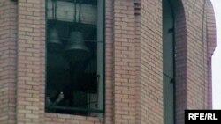 Снайпер в Свято-Никольском храме. Актобе, 10 сентября 2009 года.