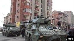 Kosovska Mitrovica, 18. februara 2008.