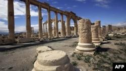 Palmyra, foto nga arkivi