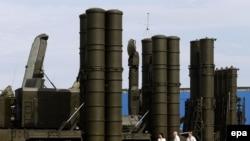Ракетныя комплексы С-300 і С-400 на выставе ўзбраеньняў у падмаскоўным Жукоўскім