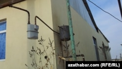 Gaz ölçeýji gural, Aşgabat (illýustrasiýa)