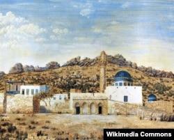 «Bibiheybət məscidi» adlı tablo