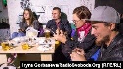 Гости платформы «ТЮ» на открытии арт-резиденции «З.мiст»