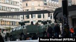نخستوزیر بلژیک اعلام کرد که وضعیت اضطراری بهویژه در بروکسل یک روز دیگر تمدید شده است