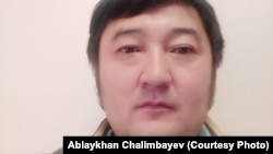 Абылайхан Шалымбаев