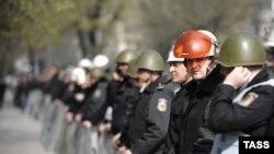 Сегодня молдавская полиция гораздо лучше подготовилась к возможным эксцессам
