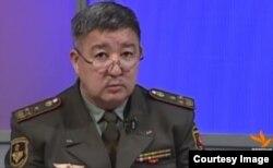 Нуркалый Жумабаев.