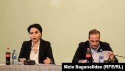 Эка Беселия и Леван Гогичаишвили