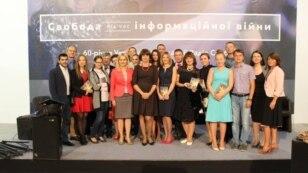 Українська редакція Радіо Свобода відзначила своє 60-річчя
