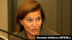 "U.S Assistant Secretary for European and Eurasian Affairs Victoria Nuland said the Vilnius summit will represent ""a historic moment"" for Ukraine, Moldova, and Georgia."