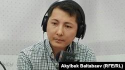 Мирсулжан Намазалиев.
