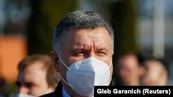 უკრაინის შინაგან საქმეთა მინისტრი, არსენ ავაკოვი