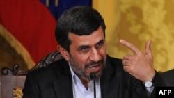 د ایران ولسمشر محمود احمدي نژاد