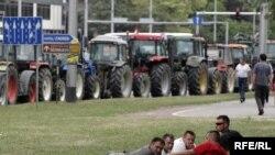Arhivski snimak: Prošlogodišnji prosvjed poljoprivrednika, Foto: zoomzg