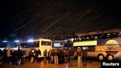 Stacioni i autobusëve në Prishtinë