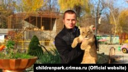 Екс-директор Дитячого парку Сімферополя Олександр Шабанов