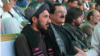Manzoor Pashteen (left) at a Pashtun rally in Quetta