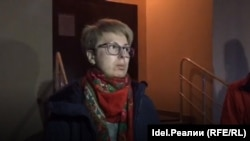 Elvira Dmitriyeva said the case against her was launched after she posted Navalny campaign material on the Internet.