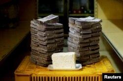 Ажно 7,5 млн балівараў (1,14$) каштуе кіляграм сыру.