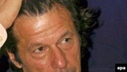 """Imran Khan: """"It's shameful."""""""