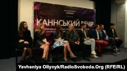 Аўтары і акторы ўкраінскіх кароткамэтражных фільмаў, якія пакажуць у Канах