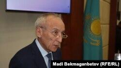 Заместитель председателя КНБ Марат Колкобаев. Астана, 8 сентября 2016 года.