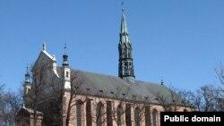 Кафедральна базиліка Різдва Пресвятої Діви Марії, Сандомир (поляки називають це місто Сандомєж)
