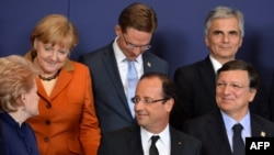 Evropski čelnici u Briselu na početku Samita