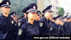 Патрульна поліція Львова, 23 серпня 2015 року