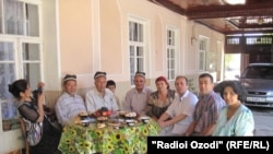 Tajikistan,Sughd region,Urunboi Usmonov, a detained BBC uzbak servise journalist released by tajik authority ,15July2011