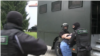 The Belarusian state news agency BelTA broadcast a report on the arrests on July 29.