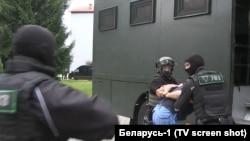 Belarus —arestarea mercenarilor Vagner pe 29 iulie 2020