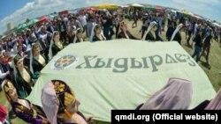 Празднование Хыдырлеза в Крыму, 4 мая 2019 года