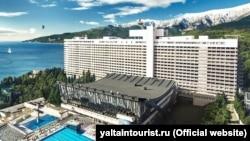 Архивное фото: отель «Ялта-интурист»