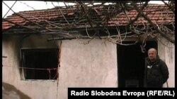 Видан Димески остана без покрив над главата