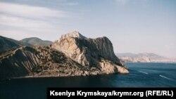 Ukraine, Crimea - settlement New Svet, 20Aug2016