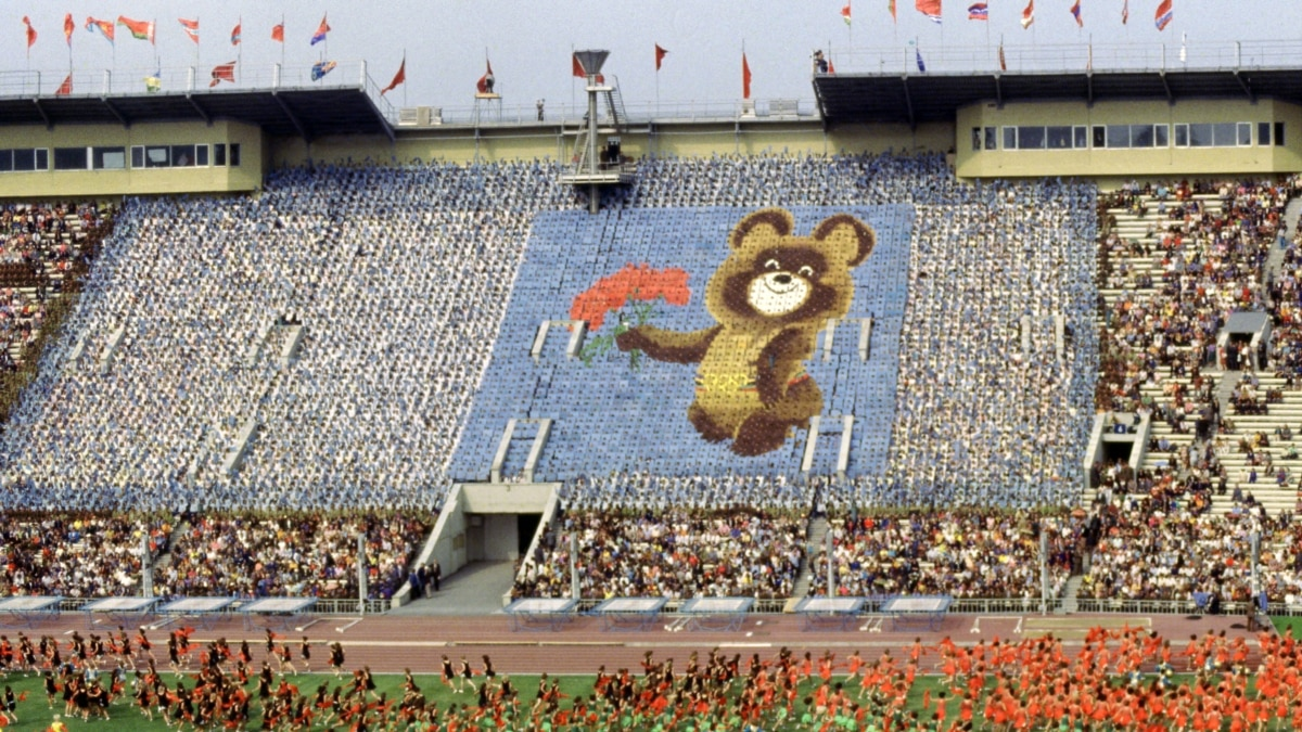 Политические игры: Московская Олимпиада 1980 года (фотогалерея)