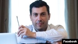 Armenia -- Former Armenian Ambassador to the Vatican Mikael Minasian.