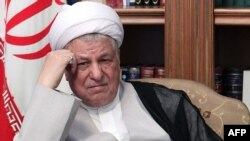اکبر هاشمی رفسنجانی، رئیس مجلس خبرگان رهبری و مجمع تشخیص مصلحت نظام